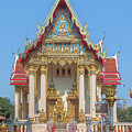 Wat Phrom Chariyawat Phra Ubosot Dthns0115 by Gerry Gantt