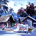 Watar Color Village by Golam Kibria