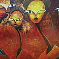 Watchers  by Lawani Sunday