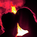 Watching The Burn - 2 by Patrick Cinnamon Warren