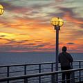 Watching The Sun Go Down by Raelene Goddard