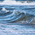 Watching The Waves by Karin Everhart