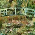 Waterlily Pond by Dragica Micki Fortuna