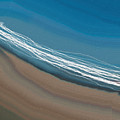Water And Sand by Julie Grimshaw