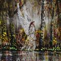 Lake Angel by Dariusz Orszulik