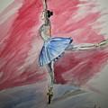 Water Ballerina by James Henderson