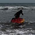 Water Boarding by Vijay Sharon Govender