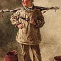 Water Carrier by William Henry