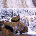 Water Cascade by Roberta Byram