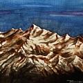 Mountain-6 by Tamal Sen Sharma