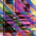 Water Color Window by Gae Helton
