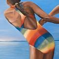 Water Dance by Mimi Schlichter