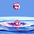 Water Drop by Heli Luukkanen
