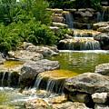 Water Falls by Dale Chapel