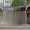 Water Feature - Derby by Rod Johnson