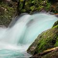 Water Flow by Jenny Rainbow