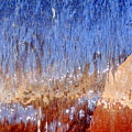 Water Fountain Abstract #63 by Ed Weidman
