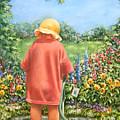 Water Garden by Susan Rinehart