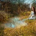 Water Girl by Angel Ciesniarska