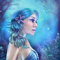 Water Goddess by Lampros Kalfuntzos