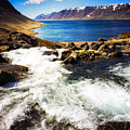Water In Iceland - Beautiful West Fjords by Matthias Hauser