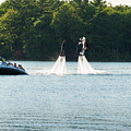 Water Jet Packs by Les Palenik