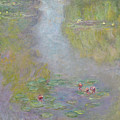 Water Lilies 1908 by Claude Monet