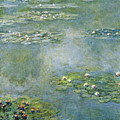 Water Lilies 21 by Claude Monet