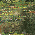 Water Lilies 4 by Claude Monet