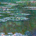 Water Lilies 5 by Claude Monet