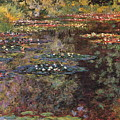 Water Lilies 7 by Claude Monet