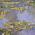 Water Lilies 8 by Claude Monet