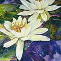 Water Lilies by Norma Boeckler
