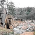 Old Mill Near Atlanta, Ga. by Paula Hunter