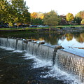 Water Over The Dam by Joel Deutsch