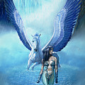 Water Pegasus by Stanley Morrison