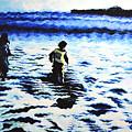 Water Play by Hadi Aghaee