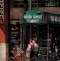 Water St Gourmet Deli  by Mike Savad