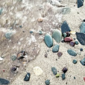 Water Stones by Brian Wimmer