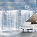 Water Synphony For Piano by Angel Jesus De la Fuente
