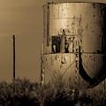 Water Tank by Paul Gibson