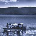 Water Taxi - Lago De Coatepeque - El Salvador by Totto Ponce