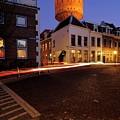 Water Tower Lauwerhof In Utrecht 25 by Merijn Van der Vliet