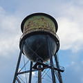 Water Tower by Roger Patterson