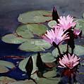 Water Trio by Betty Jean Billups