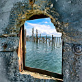 Water Window by Joshua Fischl