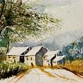 Watercolor 010708 by Pol Ledent
