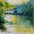 Watercolor  011108 by Pol Ledent