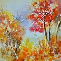 Watercolor 011121 by Pol Ledent