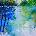 Watercolor 012112 by Pol Ledent